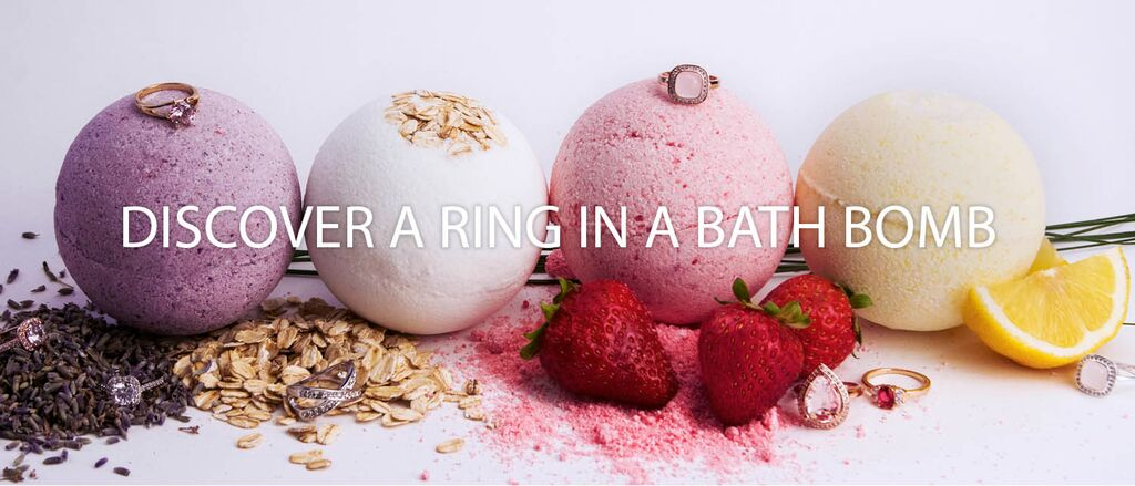 Delicieux Pearl Bath Bombs