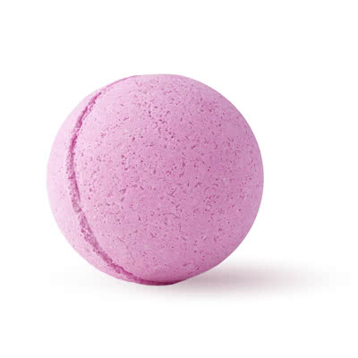 Strawberries and Champagne Ring Bath Bomb pack of 1 Pearl Bath
